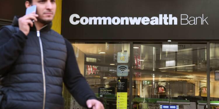 Australie:la Commonwealth Bank condamnée à une lourde amende