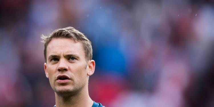 Mondial-2018: l'Allemand Neuer partira bien en Russie, Trapp aussi