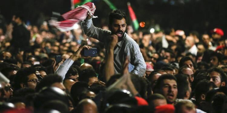 Contestation sociale en Jordanie: le Premier ministre a démissionné