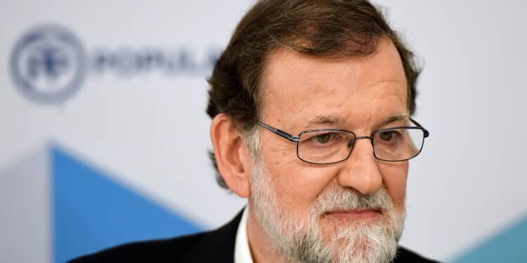Mariano Rajoy, les adieux de l'éternel survivant