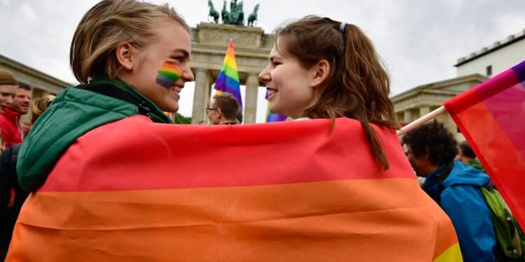 Straight Sex pour les yeux gais