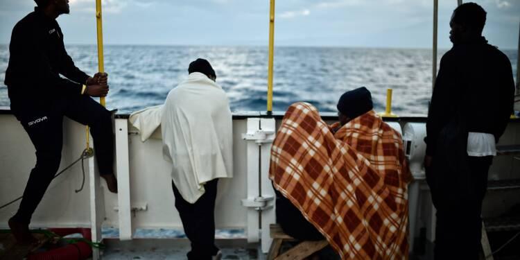 Malte refuse de recevoir à la demande de l'Italie un navire de plus de 600 migrants
