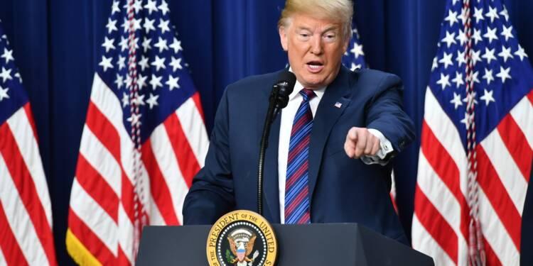 Les tensions commerciales donnent des maux de tête aux grands patrons américains