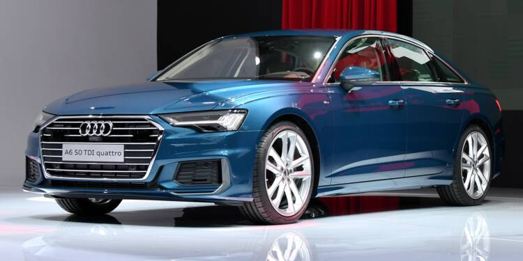 Dieselgate: l'Allemagne ordonne le rappel de 60.000 Audi A6 et A7