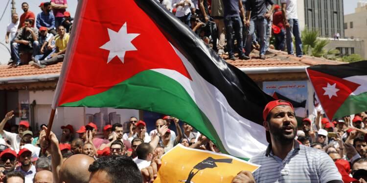 Nouvelles grève et manifestation en Jordanie, la rue ne décolère pas