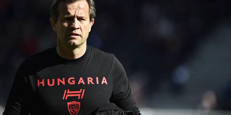 Rugby: Collazo nommé nouveau manager de Toulon à la place de Galthié