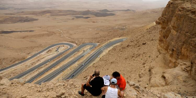 Israël joue la carte du désert pour attirer les touristes