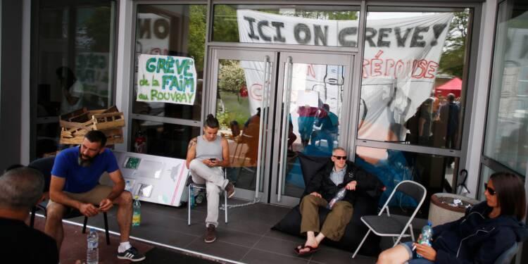 Conflit à l'hôpital psy de Rouen: accord entre syndicats et direction