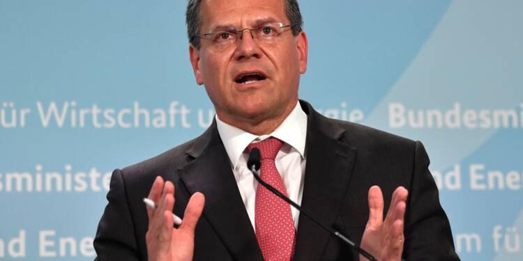 """Acier: les mesures de rétorsion de l'UE contre Washington prêtes """"en juillet"""", selon la Commission"""
