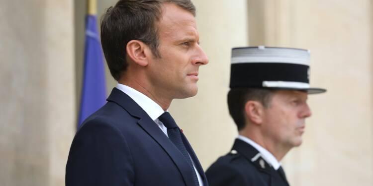 """Comptes de campagne de Macron: ils ont été """"validés"""", souligne l'Elysée"""
