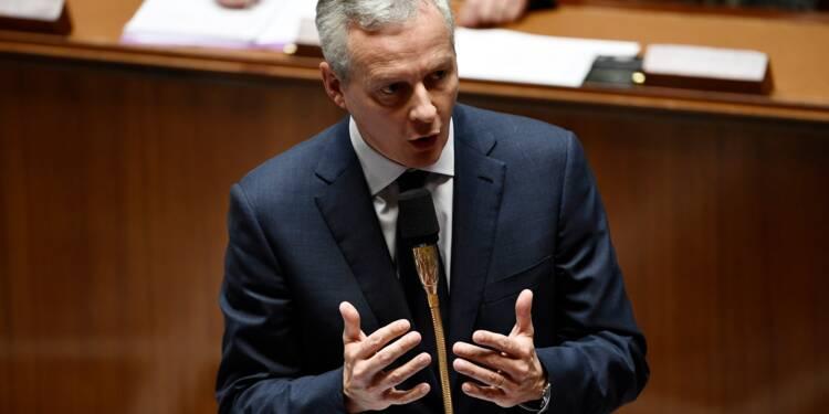 TVA : les taux réduits, nouvelles cibles de Bruno Le Maire