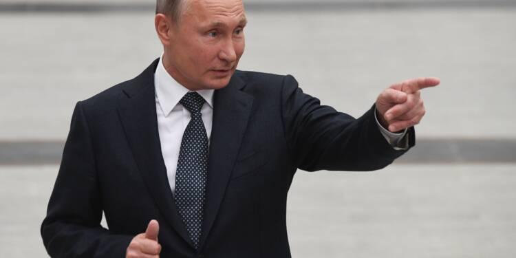 """Poutine """"ne pense pas"""" échanger le cinéaste ukrainien Sentsov"""