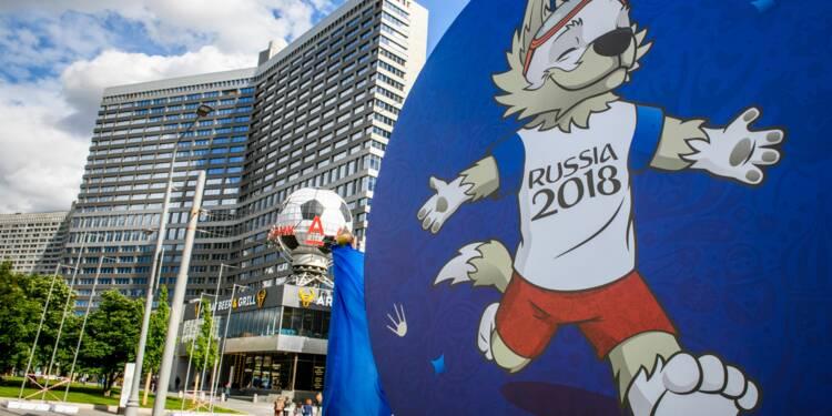 """Mondial-2018: la Coupe du monde, vitrine globale du """"foot-business"""""""