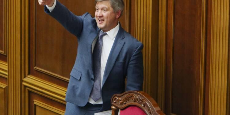 Ukraine: le Parlement limoge le ministre des Finances réformateur