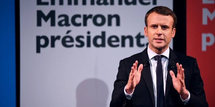 Campagne présidentielle 2017 : les petits arrangements d'Emmanuel Macron