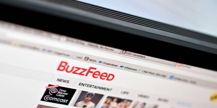 Médias : BuzzFeed fermerait prochainement son site français