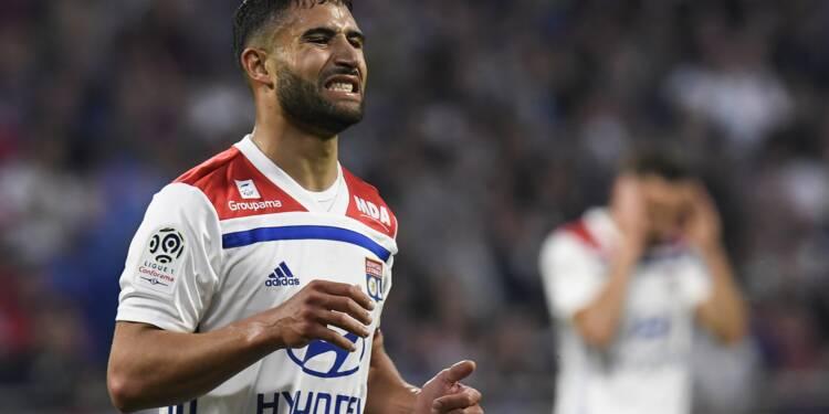 Transfert: Fekir vers Liverpool, dans un mercato à l'accent français
