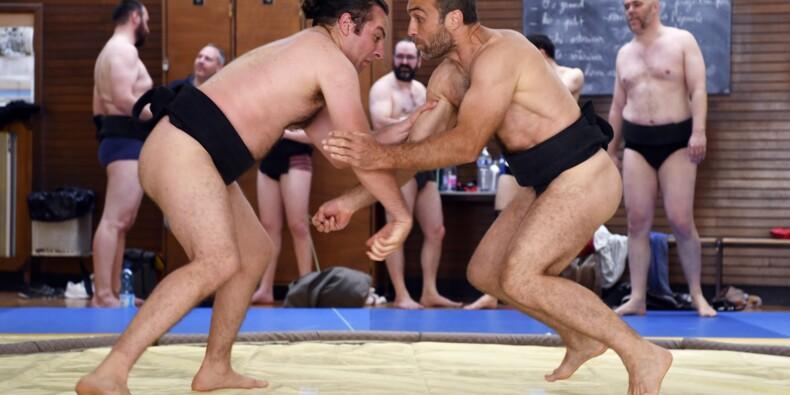 """Le sumo à la sauce parisienne, """"c'est pas que pour les gros!"""""""