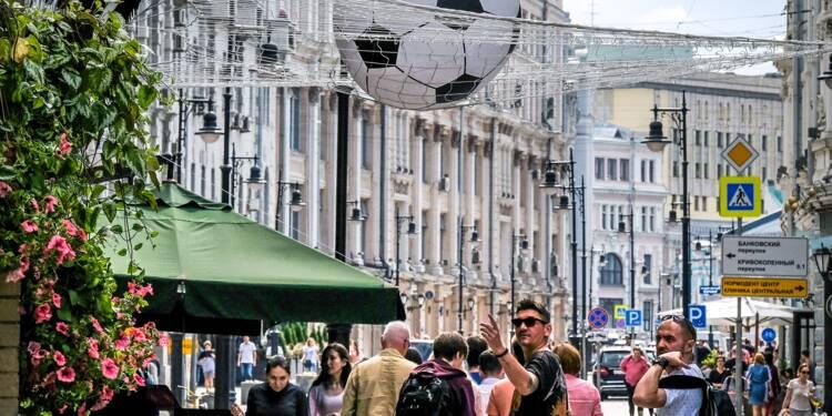 Mondial-2018: au-delà du tourisme, des retombées modestes pour la Russie
