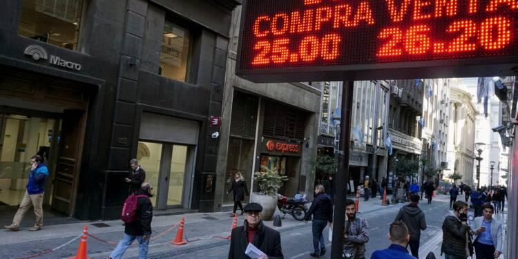 Argentine: après l'accord avec le FMI, le gouvernement face à un défi social