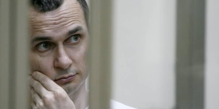 """Poutine et Porochenko discutent d'un """"échange de prisonniers"""""""
