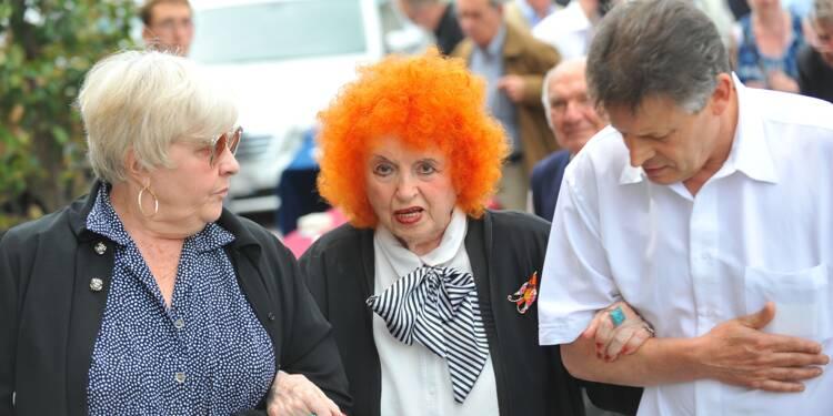 Yvette Horner est morte à 95 ans