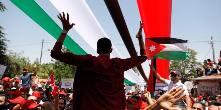 """Les milliards d'aide à la Jordanie loin d'être une """"solution miracle"""""""