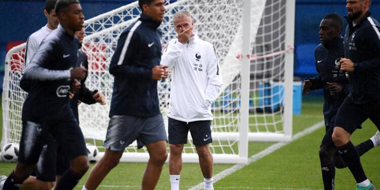 Mondial-2018: première journée russe pour les Bleus, les choses sérieuses commencent