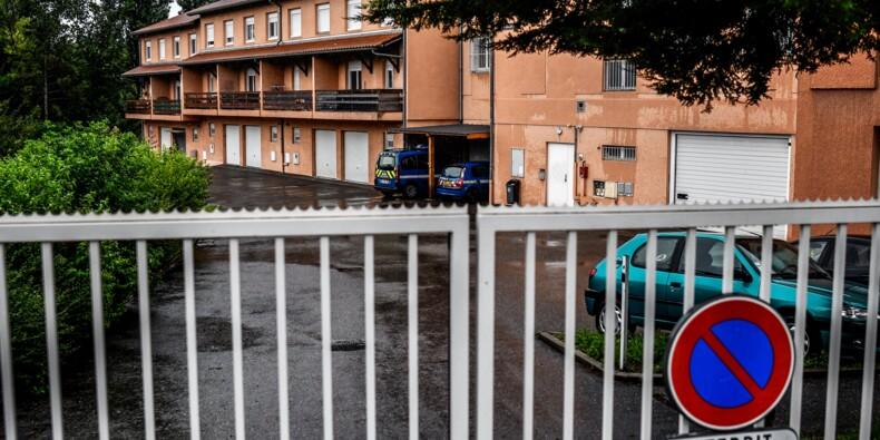 Découverte de deux fillettes mortes dans une caserne de gendarmerie près de Lyon