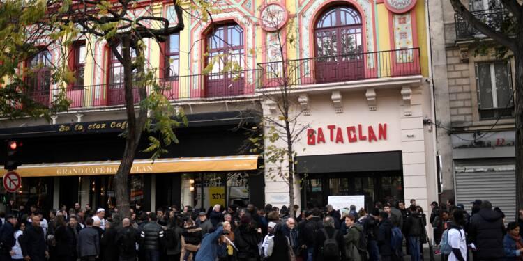 """Le Bataclan, une salle de concerts ou un """"lieu de mémoire""""?"""