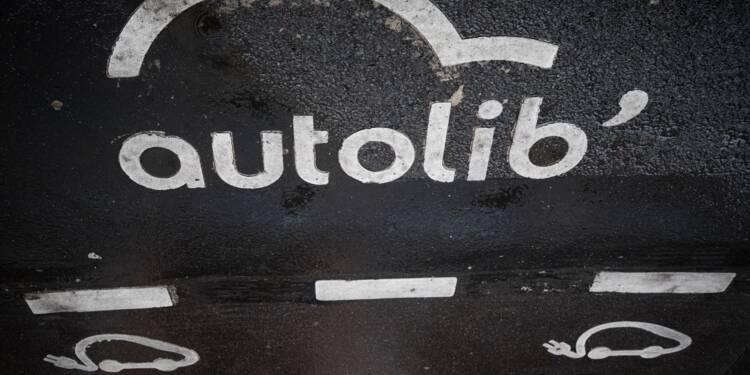 """Une """"carte d'autopartage"""" à Paris pour l'après-Autolib'"""