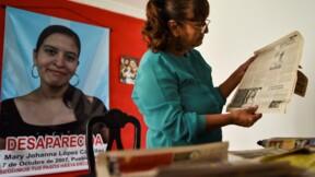 La lente torture des proches de disparus, héritage de la guerre en Colombie