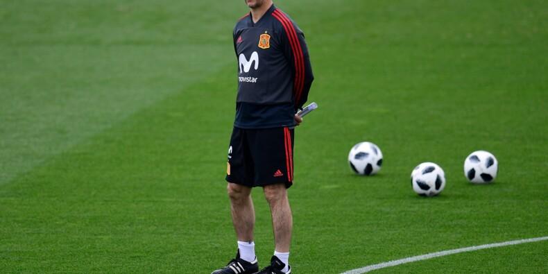 Espagne: Julen Lopetegui, entraîneur du Real Madrid après le Mondial