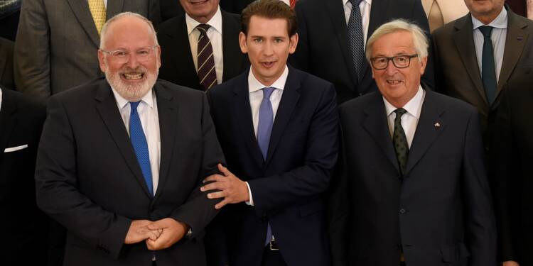 Face à un Trump imprévisible, Bruxelles appelle l'UE à se réformer