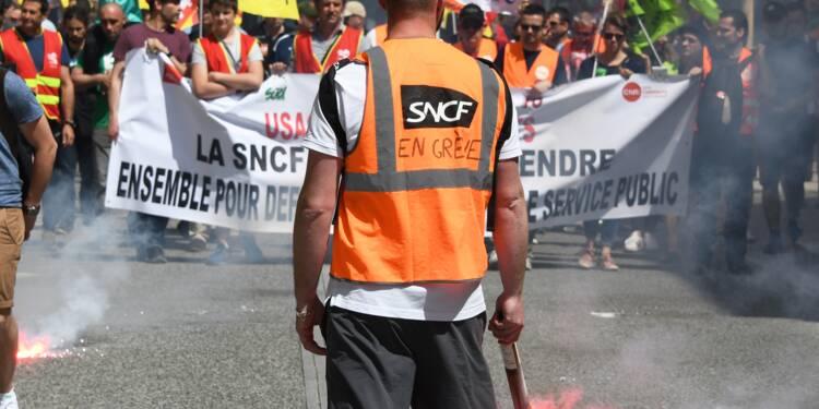 SNCF: la grève la plus longue depuis 30 ans