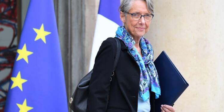 """SNCF: la réforme apporte """"des garanties de haut niveau"""", affirme Borne"""