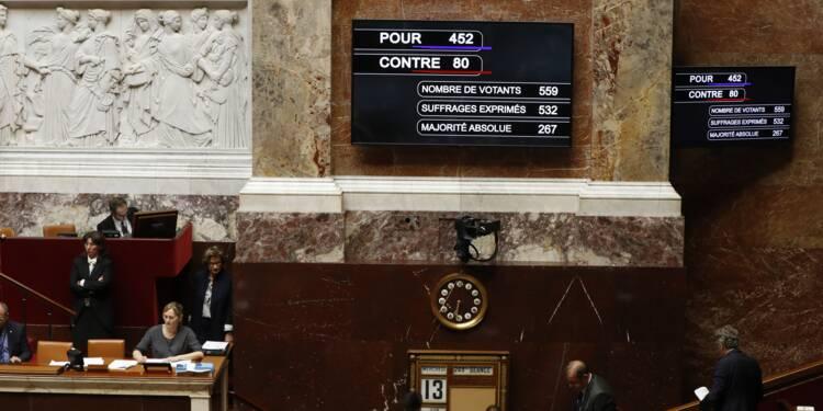 Réforme ferroviaire: large majorité pour l'ultime vote de l'Assemblée, avant le Sénat