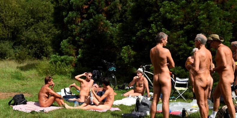 Le naturisme urbain a de plus en plus d'adeptes, mais les femmes restent réticentes