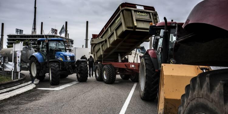Carburants: les agriculteurs ont levé tous les blocages après des assurances du gouvernement