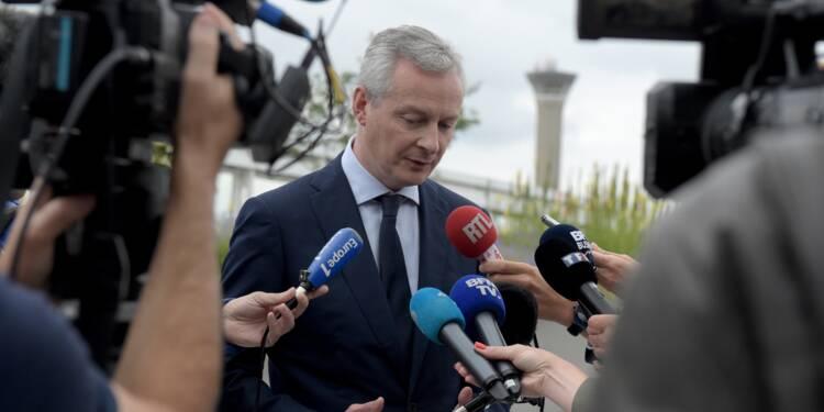 Privatisation d'ADP: Bruno Le Maire se veut rassurant sur le statut des salariés