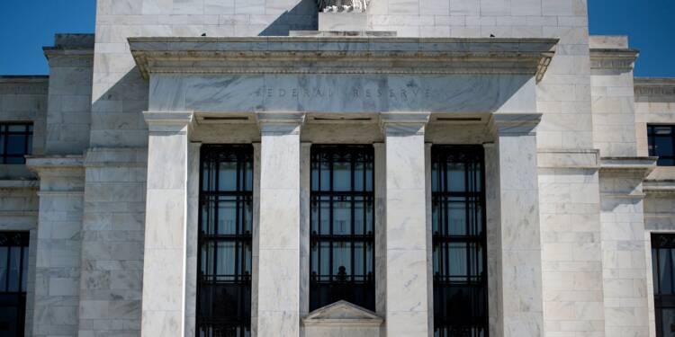 Etats-Unis: la Fed met un coup d'arrêt à la remontée des taux