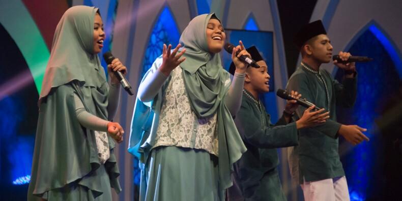 Le prêche en chansons: pendant le ramadan, l'Indonésie a un incroyable talent
