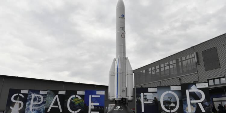 Ariane 6: 30 satellites OneWeb comme premiers passagers