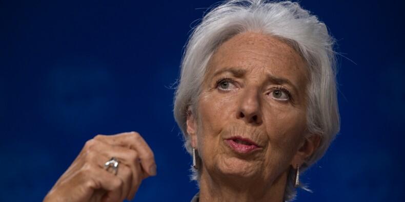 Brexit: Lagarde (FMI) prévoit un afflux de sociétés financières dans la zone euro