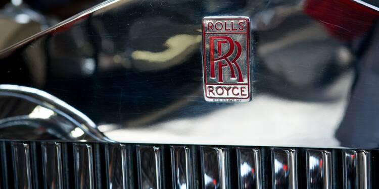Cure d'amaigrissement chez Rolls-Royce, 4.600 emplois supprimés