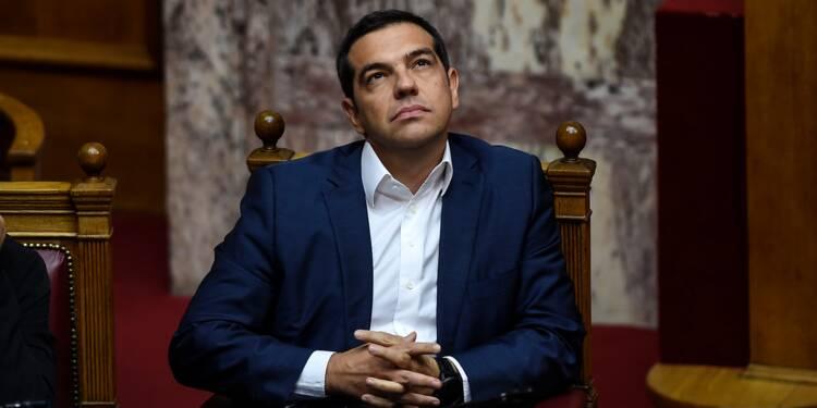 Remous politiques en Grèce après l'accord sur le nom de Macédoine
