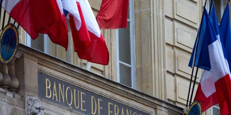 La Banque de France abaisse légèrement sa prévision de croissance pour 2018