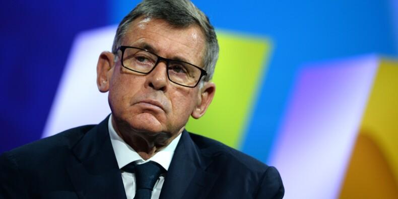 L'ex-PDG de Carrefour rejoint une banque d'affaires belge
