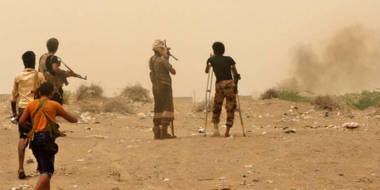 Yémen: rebelles et loyalistes s'affrontent aux portes de l'aéroport de Hodeida