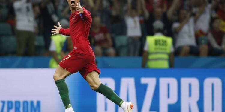 Mondial-2018: Cristiano Ronaldo, buteur trois étoiles